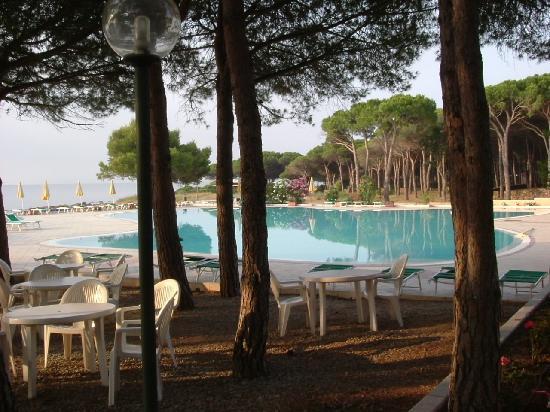 Club Hotel Marina Seada Beach : la piscina del Marina Seada Beach
