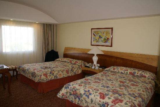 Radisson Hotel Flamingos: Nice, comfortable beds
