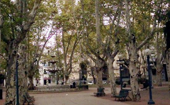 Holiday Inn Montevideo: Plaza Matriz