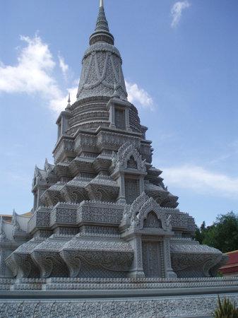 Phnom Penh, Cambodia: STUPA