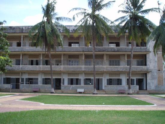Phnom Penh, Kambodsja: Toul Sleng Museum