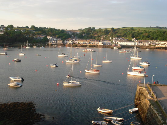 The Greenbank Hotel : harbour view2