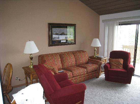 Fox Run Resort: Living Room
