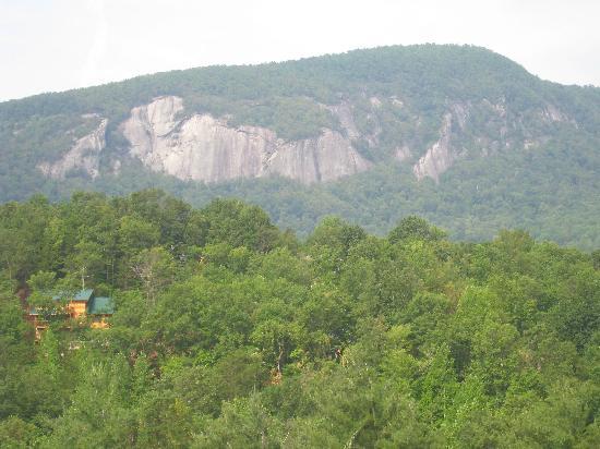 Fox Run Resort: View From Deck