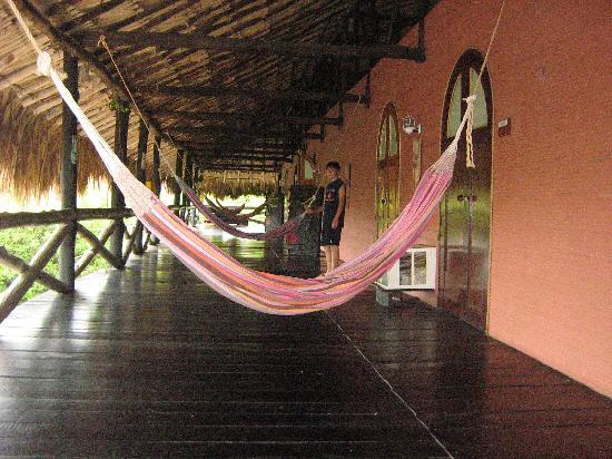 Isla Palma, Κολομβία: La comodidad...
