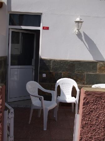 Corona Roja - Playa del Ingles: terrace