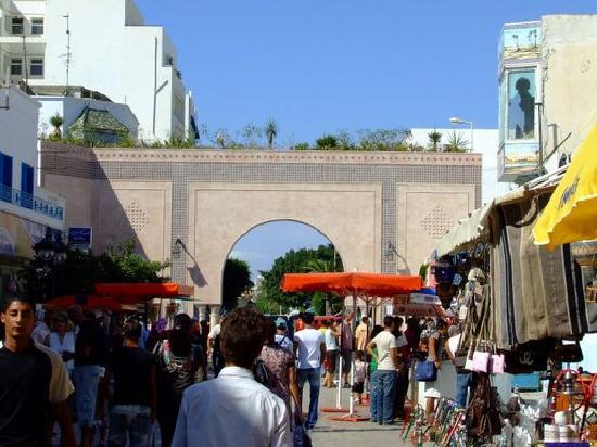 Nabeul, Tunezja: The market - 2