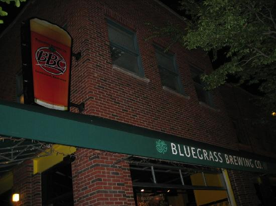 Fish Taco Picture Of Bluegrass Brewing Company