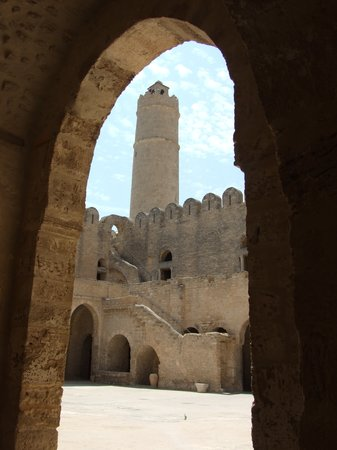 Port El Kantaoui, Tunisien: The Ribat, Sousse