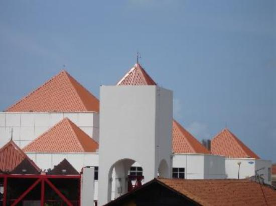 Roofs of Modern Cultural Center