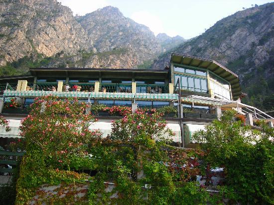 Centro Vacanze La Limonaia: Hotel restaurant