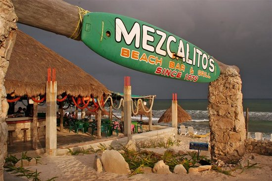 ‪Mezcalitos Restaurant & Beach Bar Cozumel‬