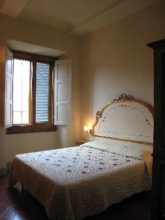 Relais Cavalcanti: The bed