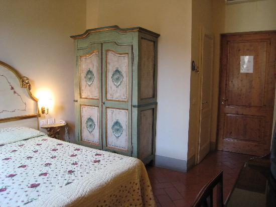 Relais Cavalcanti: The other side of the room