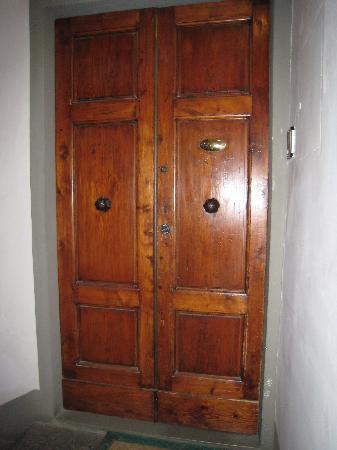 Relais Cavalcanti: The entrance