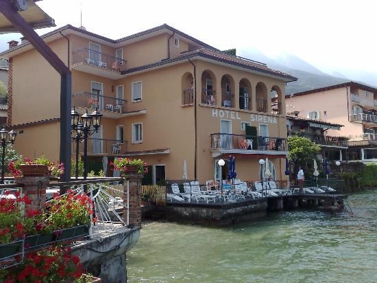 Hotel Sirena: The Sirena from Hotel Malcesine