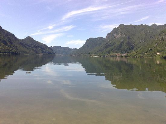 Hotel Sirena: Lago d'Idro