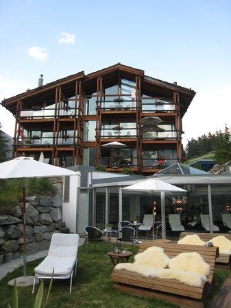 Suitenhotel Zurbriggen : hotel