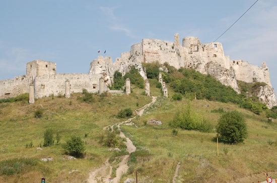 Slovakia: Spissky Hard