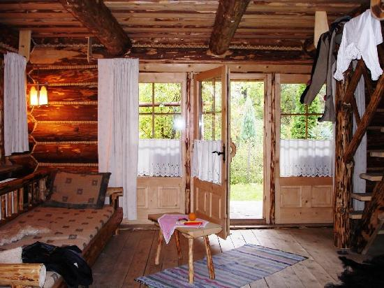Bakowo Zohylina Gazdowka - inside shed