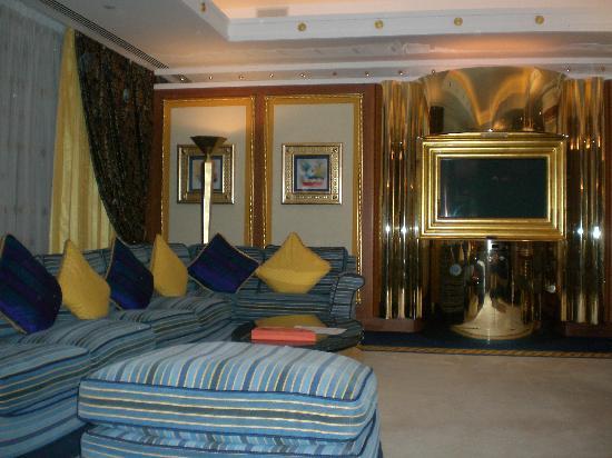 Coin Tv Salon - Picture of Burj Al Arab Jumeirah, Dubai - TripAdvisor
