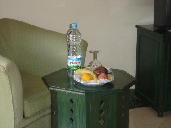 Hotel Volubilis: Un bon accueil