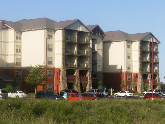 Marriott's Willow Ridge Lodge: Building
