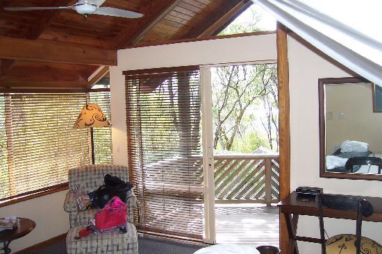 Grand Mercure Puka Park Resort: the room