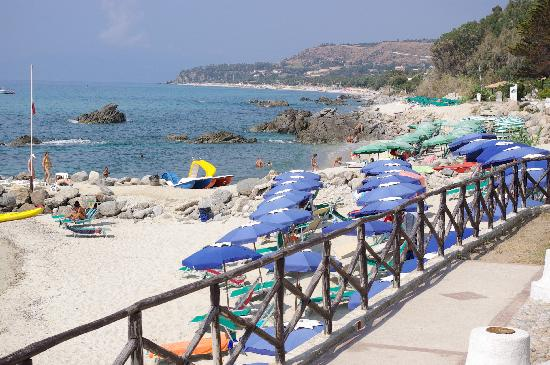 Aurum Hotels Baia Paraelios Resort: View of the Beach