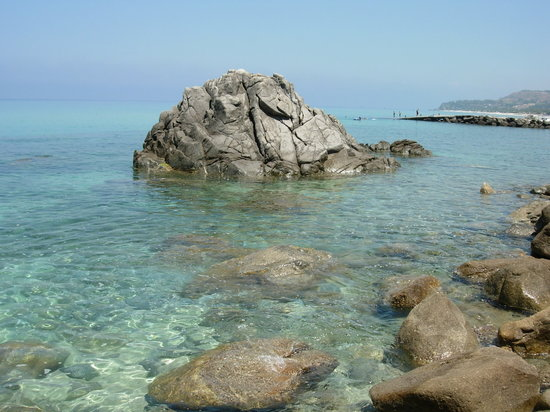 Parghelia, อิตาลี: Another view of the sea