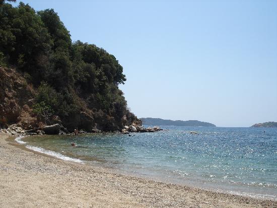 Villa Kim: Achladies beach