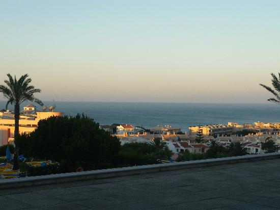 Alfagar Alto da Colina: view from our balcony
