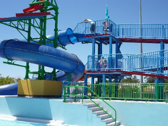 Alto da Colina Aparthotel: new water park