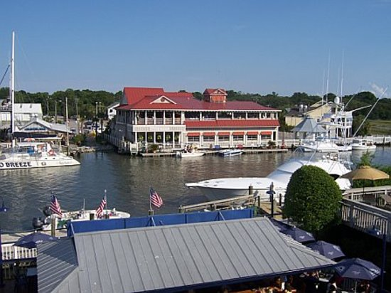 Shem Creek Inn: Another Shem Creek view