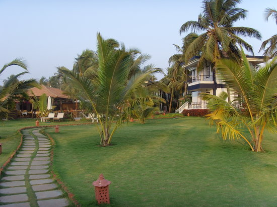 Santana Beach Resort: The Hotel Gardens