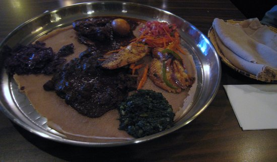 Photo of African Restaurant Ras Dashen at 5846 N Broadway St, Chicago, IL 60660, United States