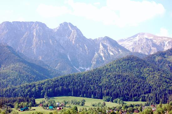 Mercure Kasprowy Zakopane : Mountain view