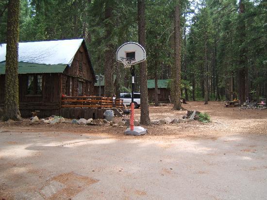 Camp Layman: Cabin