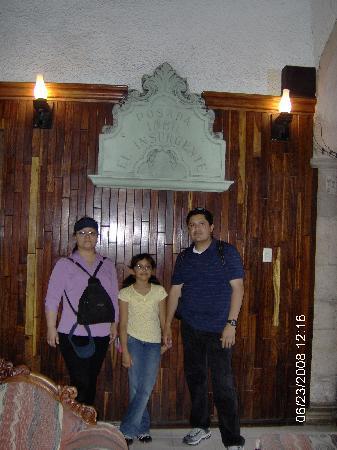 Hotel Insurgente Allende : Colonial style