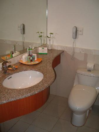 Greenhills Elan Hotel Modern: Bathroom