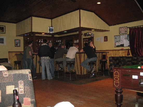Tory Island: Social club