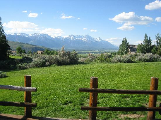 Spring Creek Ranch: 2nd condo.   What a view!