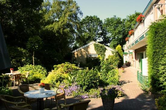 Hotel Randduin: Hotelgarten