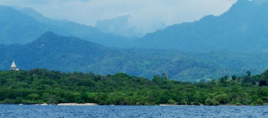 Landscape of TNBB - Picture of West Bali National Park