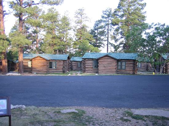 the pioneer cabins picture of grand canyon lodge