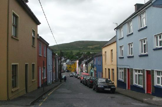 Pax Guest House: Dingle Town.