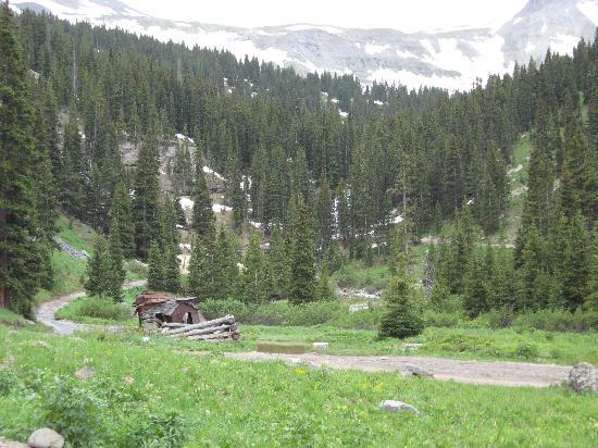 Hot Springs Inn: Imogene Pass 1