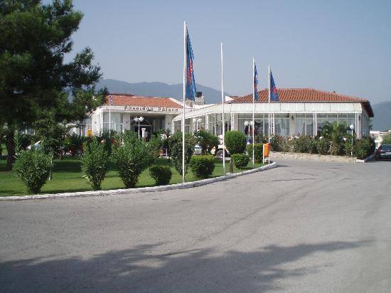 Poseidon Palace Hotel: Hotelanlage