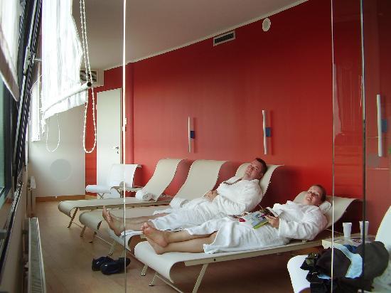 Novotel Hamburg City Alster: Wellnessbereich