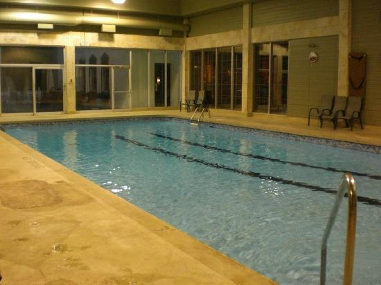 Pool Picture Of Ramada By Wyndham Cornwall Cornwall Tripadvisor